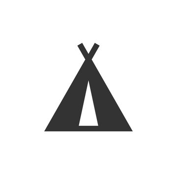 Camping & adventure icons