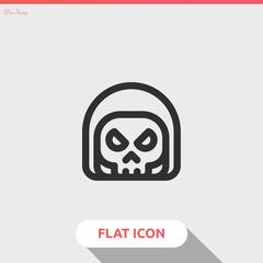 death vector icon
