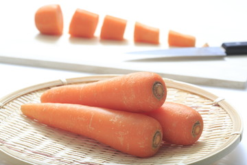 Carrot Cooking Image