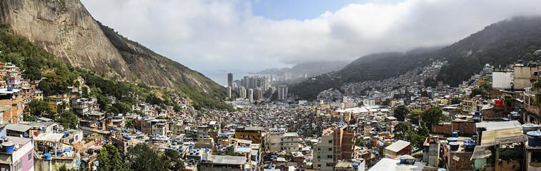 Rio de Janeiro - Favelas - Rocinha