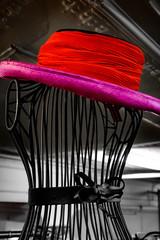 Hat on Manequin Body