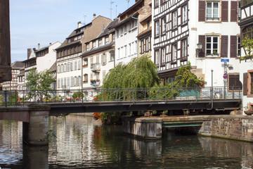Bridge on the channel