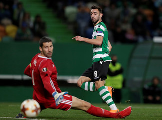 Europa League Round of 32 Second Leg - Sporting CP vs Astana