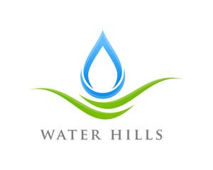 water hills
