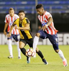 Soccer Football - Paraguay's Guarani v Colombia's Junior - Copa Libertadores