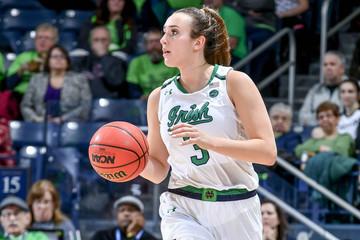 NCAA Womens Basketball: Virginia Tech at Notre Dame
