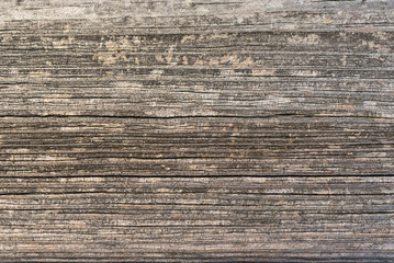 Old wooden texture of a shelf