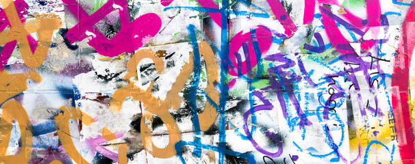 Canvas Prints Graffiti Graffiti2302c