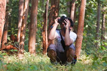 Photographer, Barnawapara WLS, Chhattisgarh