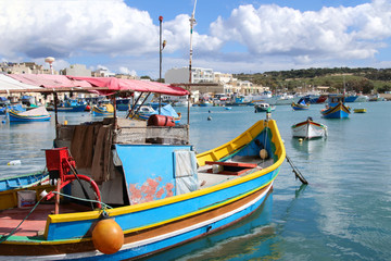 Marsaxlokk, Malta