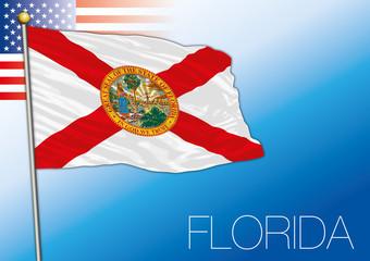 Florida federal state flag, United States