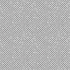Grungy polka dot seamless vector texture for creating rough and retro effect in your artwork and design.