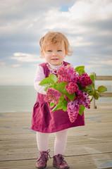 Des fleurs por ma maman