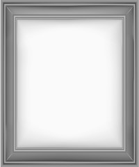 Nice design grey picture frame