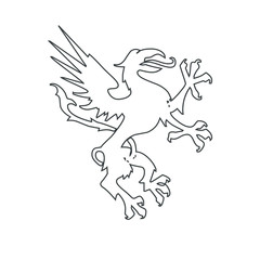 Griffin illustration