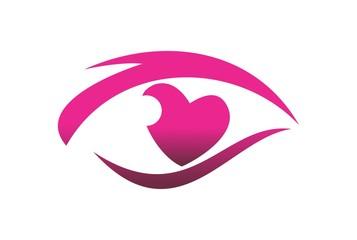 eye love vision logo