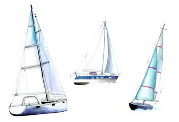 Pleasure craft, yachts