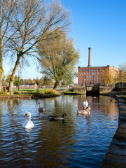 Canal Mill Manchester UK