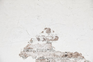 Old Brick Wall Texture , Painted Distressed Wall Surface background
