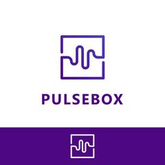 pulse box logo