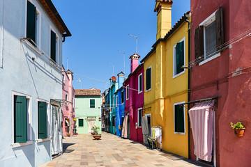 Burano, Italy Street