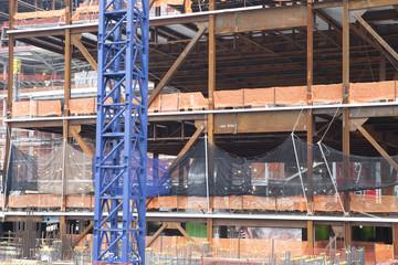 NYC Big Building Construction