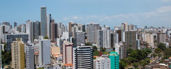 Salvador skyline