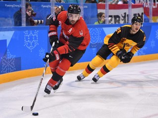 Olympics: Ice Hockey-Men Team Semifinal - CAN-GER