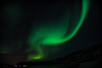Northern Light, Aurora Borealis, Norway, Lofoten, vesteralen