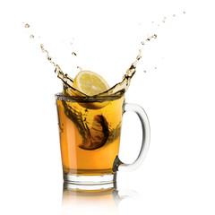Fototapete - cup of tea
