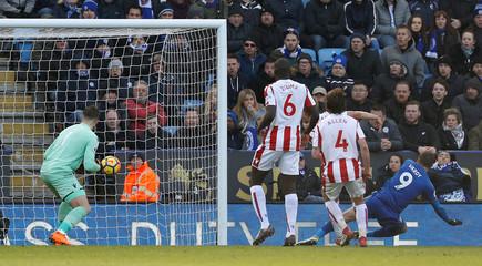 Premier League - Leicester City vs Stoke City