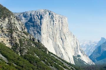 views of Yosemite