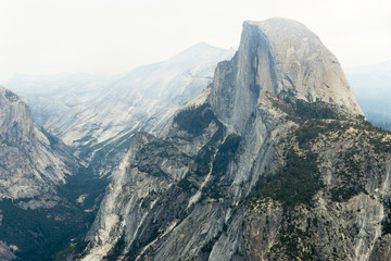 Yosemite from above