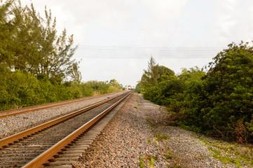 North bound railway