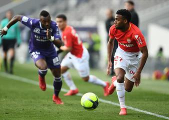 Ligue 1 - Toulouse vs AS Monaco