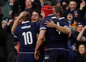 Six Nations Championship - Scotland vs England