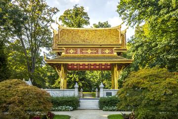 Siamesischer Tempel Thai-Sala, Bad Homburg vor der Höhe