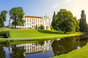 Schloss Celle  Wall mural
