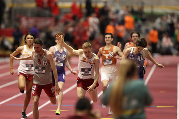 FloSports: FloTrack Big 12 Indoor Championships