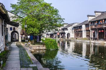 Jiangnan Water Town Nanxun Ancient Town