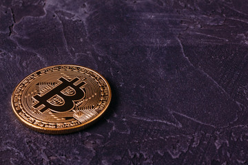 Blocking Mining of Crypto-Currency Bitcoin