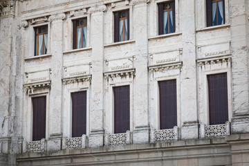 Palacio Legislativo in Montevideo, Uruguay.