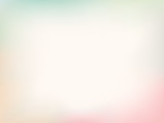 Abstract blurred gradient mesh background. Vector eps10