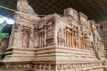 Tivanka (Thivanka) Image House in the ancient city Polonnaruwa, Sri Lanka