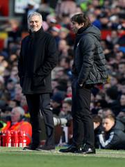Premier League - Manchester United vs Chelsea