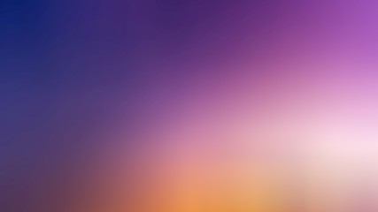 Abstract gradient background purple color Wall mural