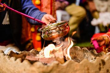 Yagya a ritual in hinduism
