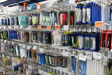 Picture of  fishing  luresfor fishing in the shop