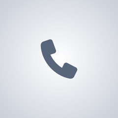 Call icon, communication icon