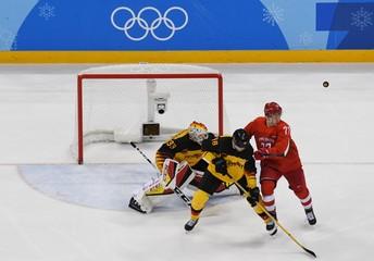 Olympics: Ice Hockey-Men's Team Gold medal match - GER-OAR